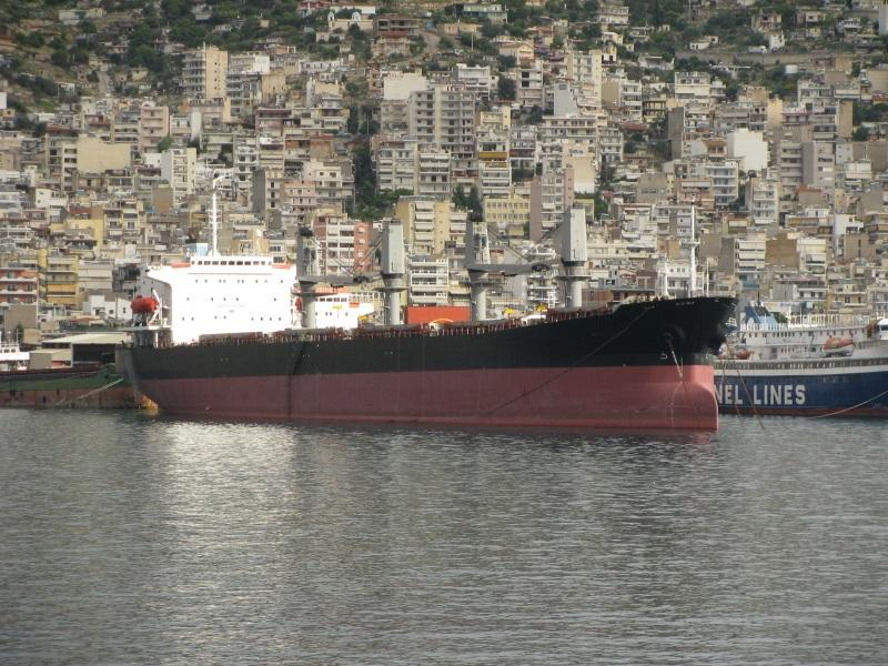 181m Geared Handy Max General Cargo Bulker 42648 DWT - 1998 For Sale