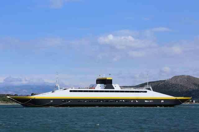 107m Double Ended ROPAX Ferry 2017 - Azimuth - 800 PAX 202 Cars For Sale