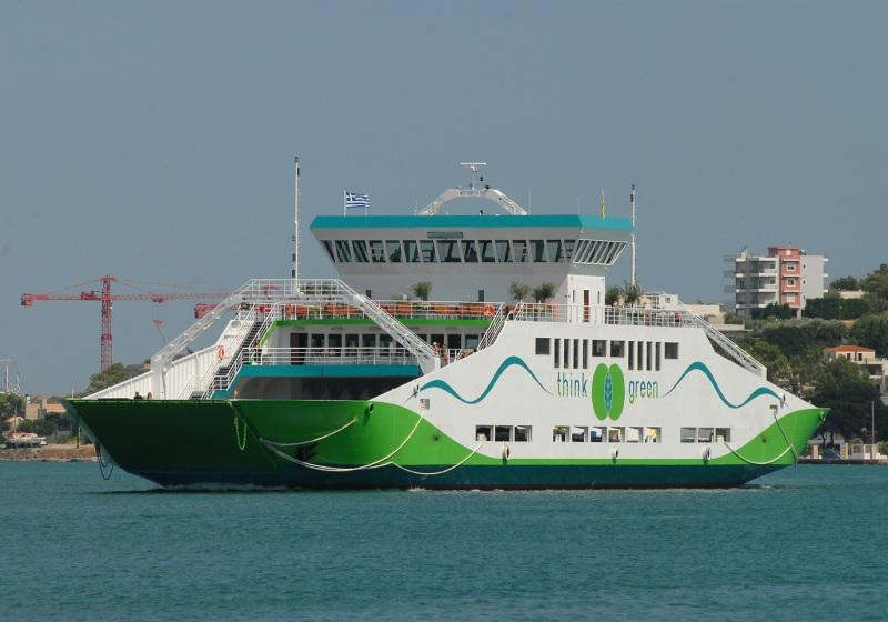 92m Double Ended ROPAX Ferry 2019 - Azimuth - 600 PAX 166 Cars For Sale
