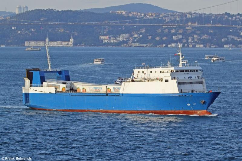 105m RORO Cargo Ship 256 TEU 3297 DWT - 1980 For Sale
