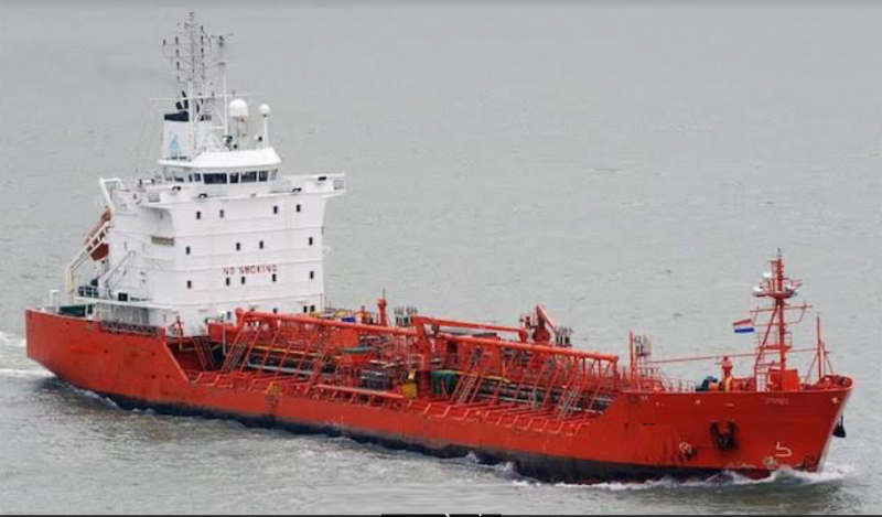 111m Double Hull IMO II / III Chemical Product Tanker 1994 - DWT 8143 For Sale