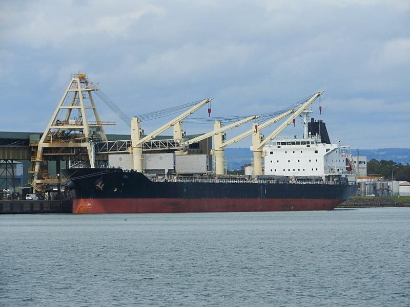 180m Geared Log Fitted Handy Bulker 2012 - DWT 34328 For Sale