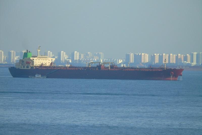 244m Double Hull LR2 Long Range Crude Oil Tanker 2003 - DWT 109316 For Sale