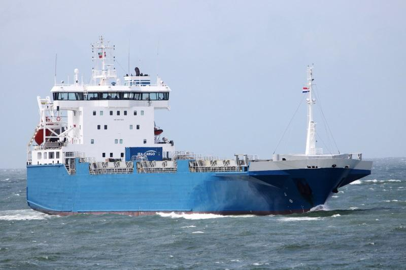 129m RORO Roll On OFF 207 TEU Vessel 1991 - DWT 7301 For Sale