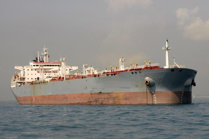 244m Double Hull Aframax Class Crude Oil Tanker 2007 - DWT 110503For Sale