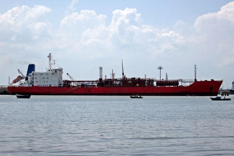 158M LPG Liquefied Petroleum Gas Ammonia Carrier 1990 - DWT 16137 For Sale