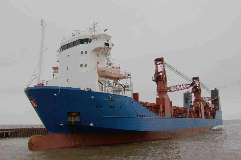 101m MPP ROLO Ship 1996 - Heavy Lift - German Built - DWT 5098 For Sale