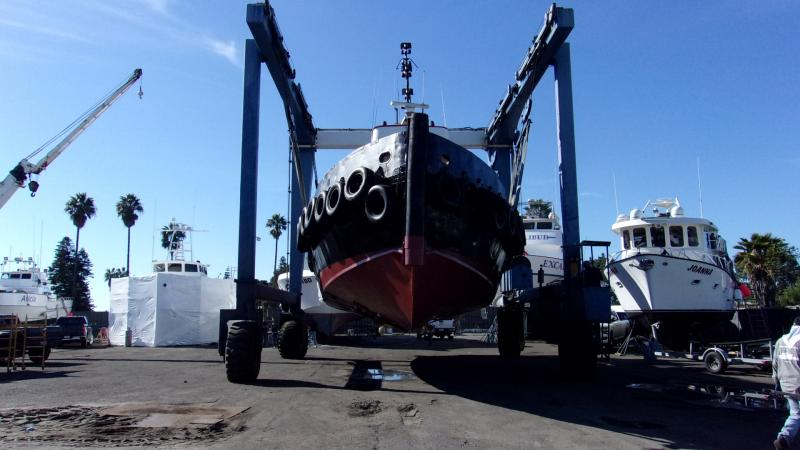 65' Utility Crew Boat Tug 700 HP For Sale