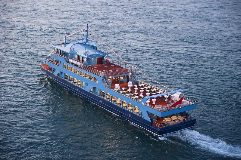 50m Restaurant Boat 2011 - Passengers: W 478  S 601 For Sale