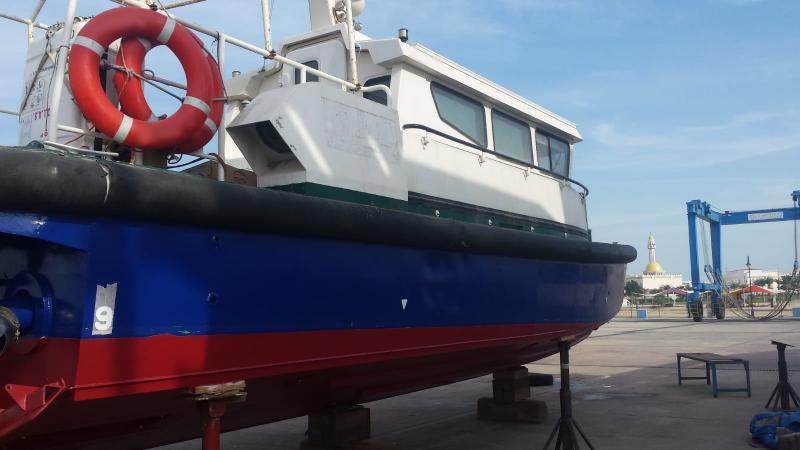 13m Crew Utility Boat 2012 - Netherlands Built - 12 PAX For Sale