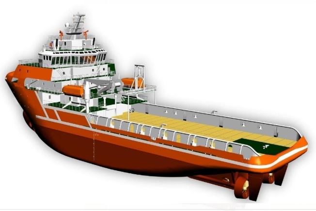 80m DP2 Platform Supply Vessel 2 of 3 Sister Ships  2020 - DWT 3500