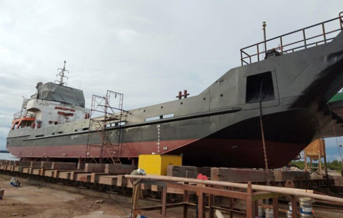 39m Bow Ramp LC Landing Craft 2013 - DWT 450 For Sale