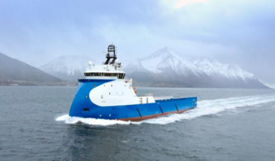 83m X Bow Platform Supply Vessel 2013 - DWT 4000 For Charter