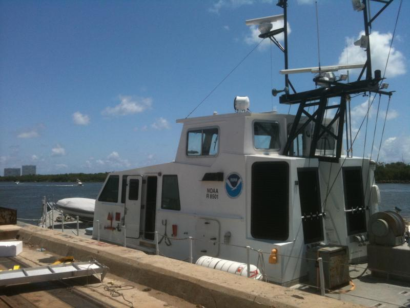 90' Patrol Boat For Sale 35 Knots