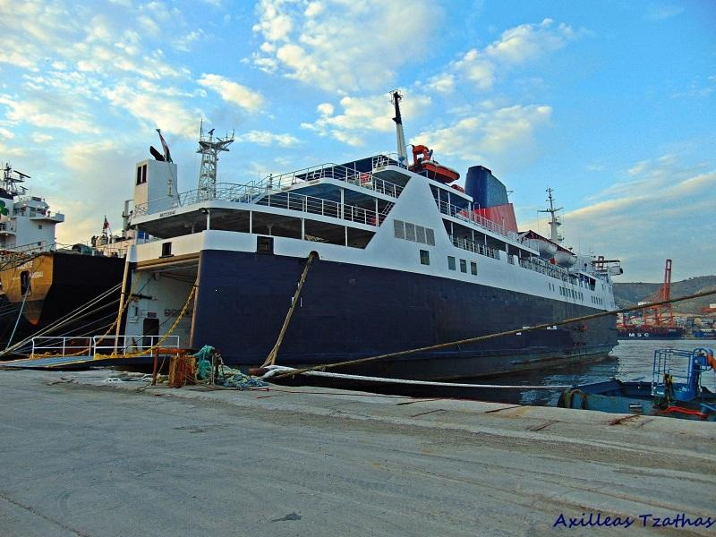 115m RORO 210 Cars 698 Passengers 750 DWT - 1974 For Sale