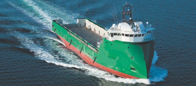 88m Ice Class X-Bow PSV Platform Supply Vessel 2007 - DWT 4779 For Sale