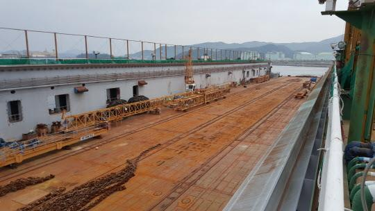 230m Floating Dry Dock Lift 2009 - DWT 15,000 For Sale