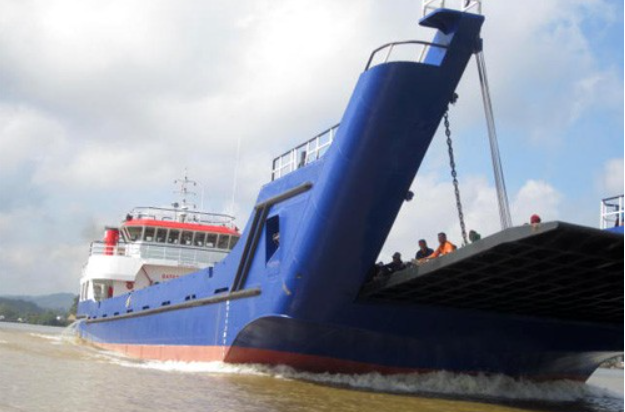 52m Bow Ramp LC Landing Craft 2015 - DWT 1050 For Sale