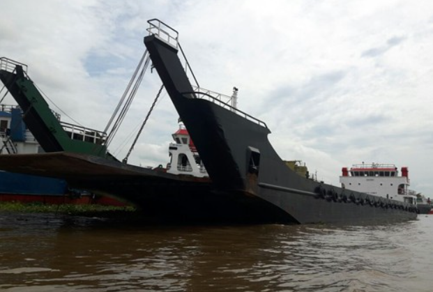 67m Bow Ramp LC Landing Craft 2013 - DWT 1500 For Sale
