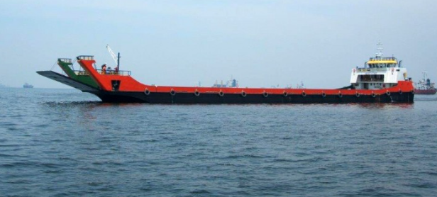 75m Bow Ramp LC Landing Craft 2011 - DWT 2500 For Sale