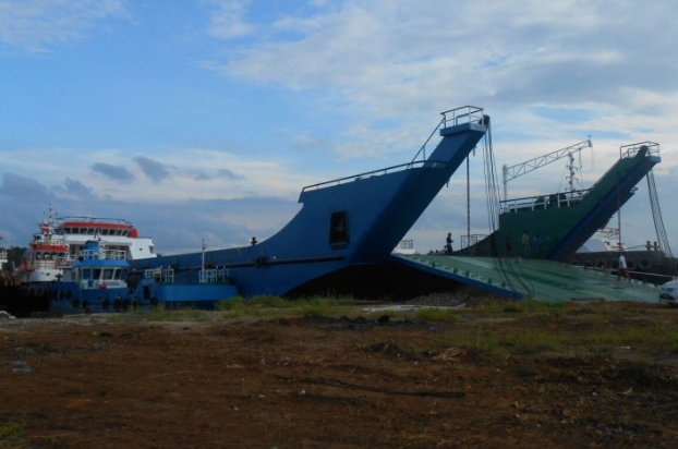 80m Bow Ramp LC Landing Craft 2015 - DWT 2000 For Sale