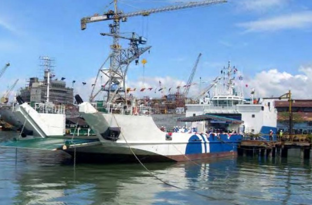 59m Bow Ramp LC Landing Craft - 2010 For Sale