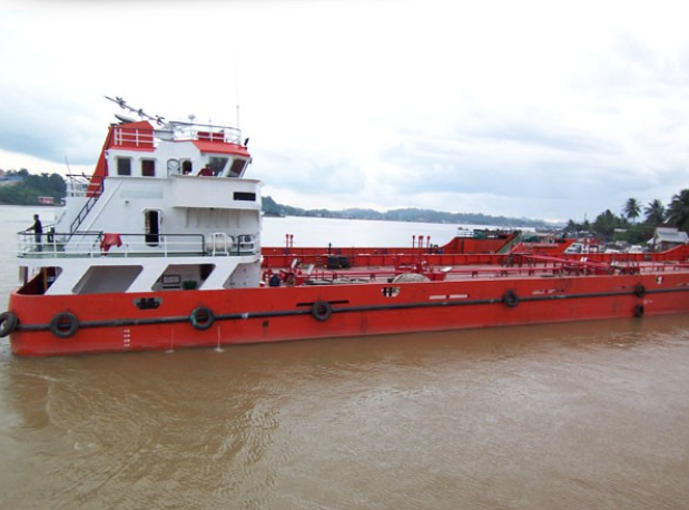 75m Self Propelled Oil Barge 2020 - Capacity 2500 Cubic Meters For Sale