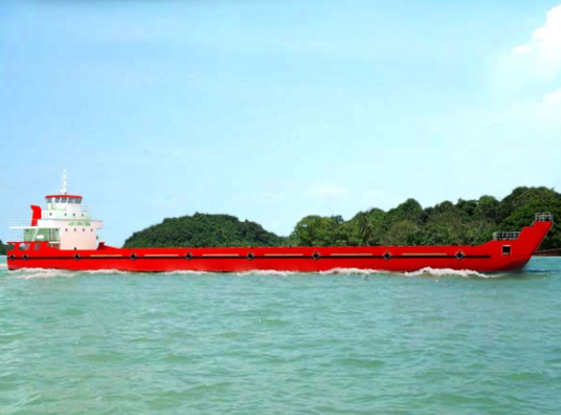 75m New Build Bow Ramp LC Landing Craft DWT 2500 - 2020 For Sale