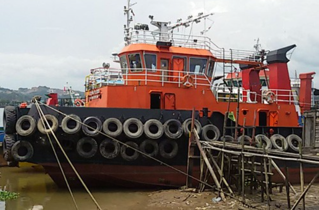 25m Harbor Tug 2006 - HP 1400 For Sale