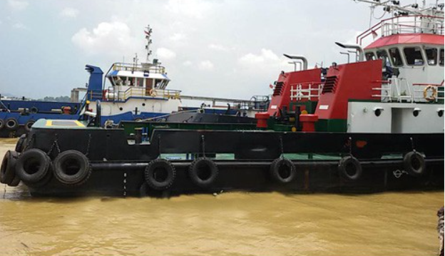 29m Harbor Tug 2009 - HP 1658 For Sale