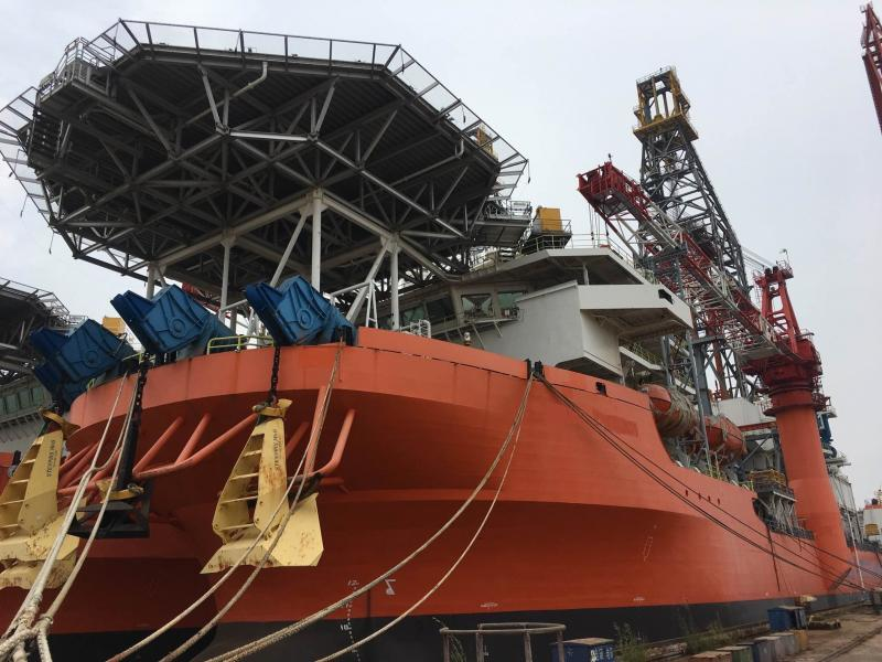 170m Tiger Class Drill Ship 2019 - DWT 21000 For Sale