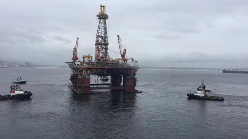 345' Drilling Rig 24,600 Foot Depth 2011 - DWT 15777 For Sale