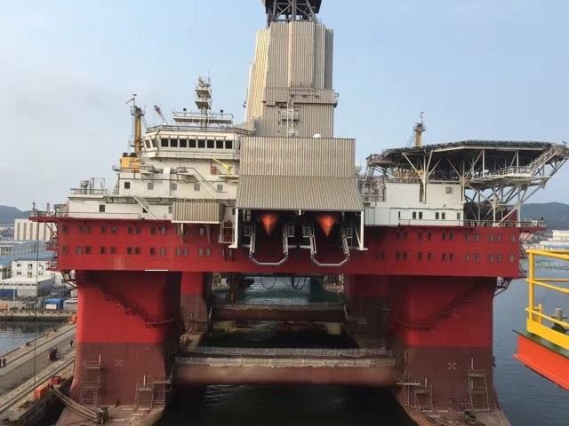 350' DP3 Semi Submersible 26245 Depth Drilling Rig - 2015 For Sale