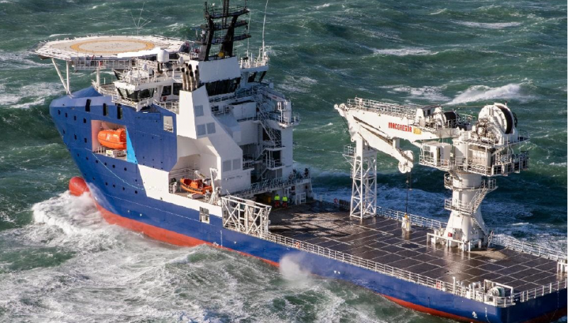 98m DP2 ROV MPSV Multi Purpose Support Vessel 2019 - DWT 3305 For Charter