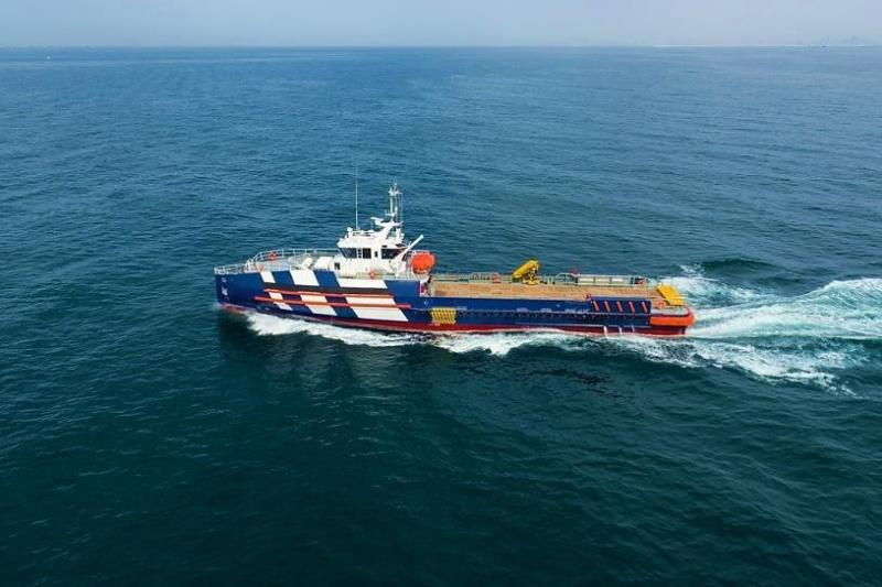 45m Crew Boat 2016 - 112 PAX - 18 Knots Service Speed For Sale