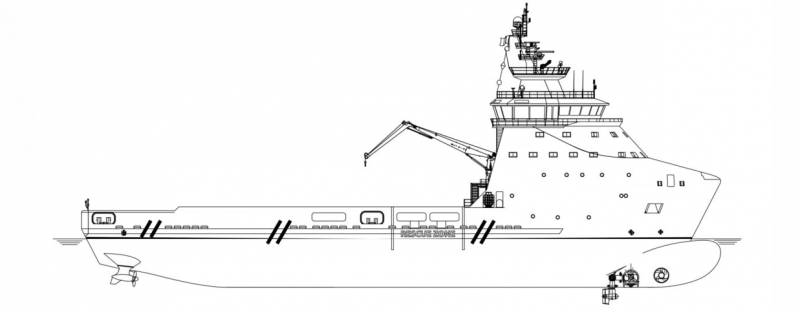 281' DP2 PSV Platform Supply Vessel 2019 - DWT 4600 For Charter