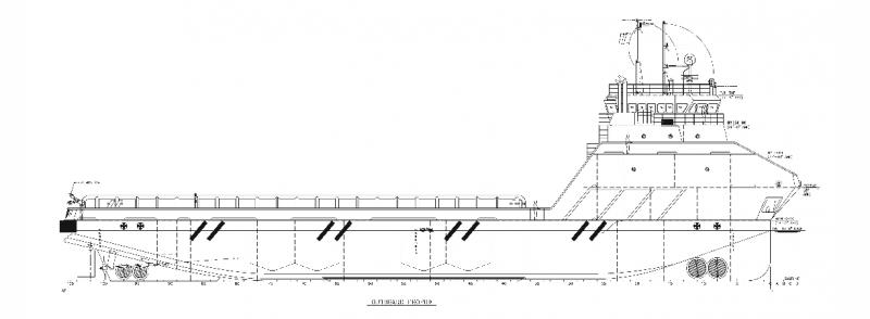 221' DP2 PSV Platform Supply Vessel 2020 - DWT 2251 For Charter