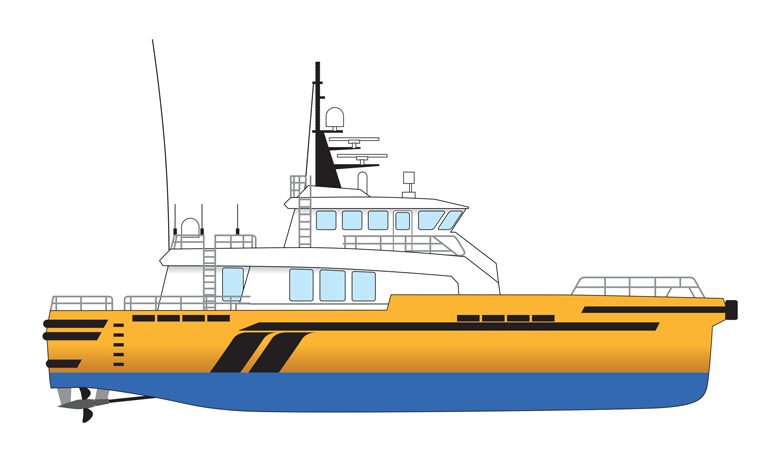27m High Speed Personnel Transport Vessel - Max 30 Knots For Charter