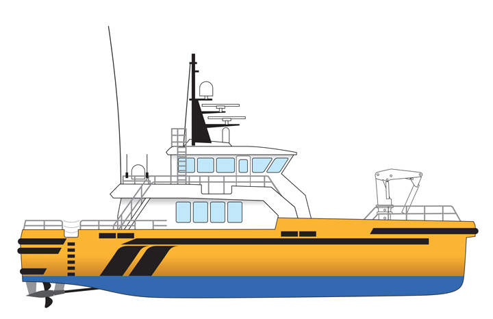 25m High Speed Personnel Transport Vessel - Max 27 Knots For Charter