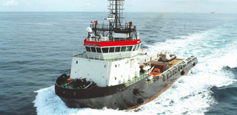 226' DP2 AHTS Anchor Handling Tug Supply 2003 - BP 133 For Charter
