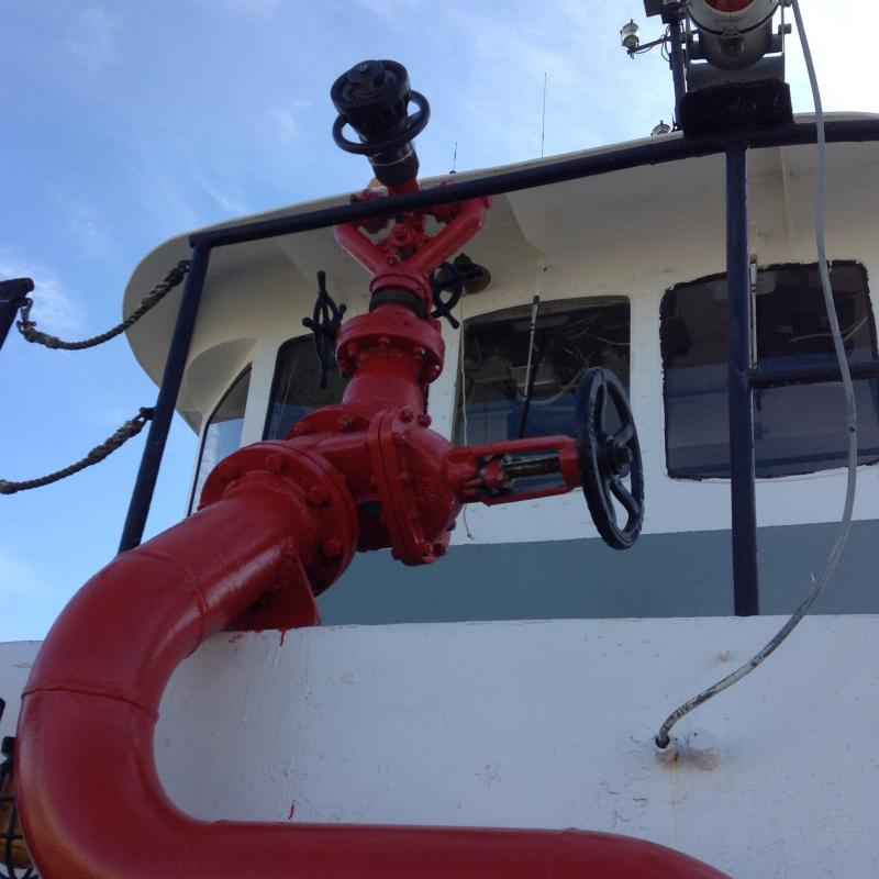 102' Model Bow Tug 2000 HP Single Screw For Sale