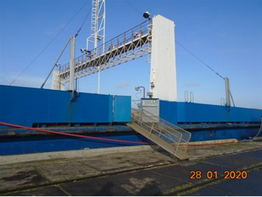 150m Ice Class RORO Roll On Off 2007 - DWT 6698 For Sale