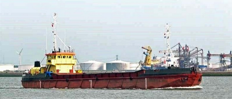 60m Self Propelled Split Hopper Barge 1979 / 2019 - DWT 1500 For Sale