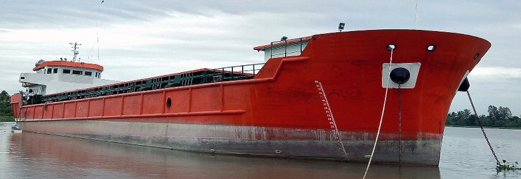 79m Self Propelled Hopper Barge 2018 - Capacity 2500m3 For Sale