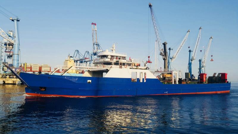 80m Double Ended ROPAX Ferry 2011 - 300 PAX - 120 Cars - DWT 1387 For Sale