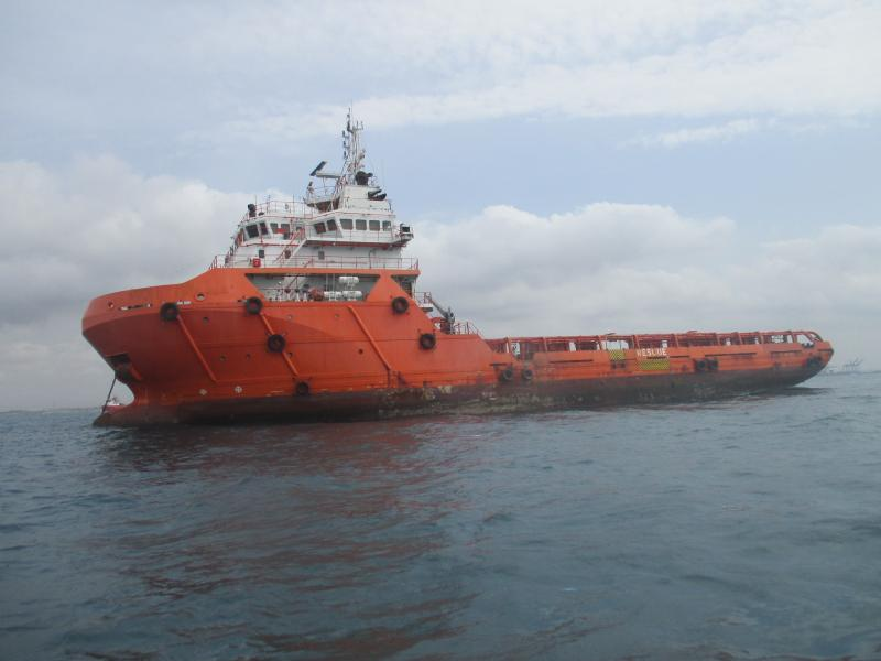 75m DP2 PSV Platform Supply Vessel 2014 - DWT 3347 For Sale