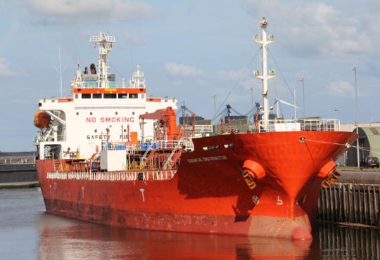 124m Chemical Tanker 1999 - Japan Built - 13738 CBM - DWT 12288 For Sale