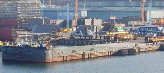 114m Deck Barge 1992 - 23241 CBM - DWT 11000 For Sale