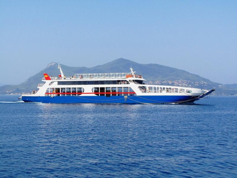 70m LCT ROPAX Ferry 2019 - 550 PAX - 80 Cars For Sale