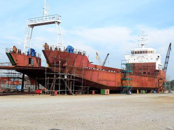 80m Landing Craft 2020 - New Building - Twin Screw - Kort Nozzle For Sale